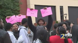 Clayton County students protest proposed bill that could cut school budget