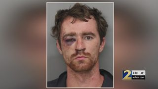 Man sentenced to 20 years in prison for attacking police officer