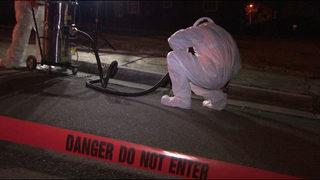 EPA investigating mercury spill in public housing neighborhood