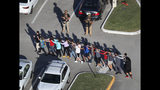 At least 17 killed in Florida school shooting, sheriff says