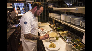 Local chef to compete on