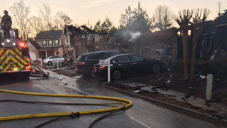 Fire that destroyed five homes, damaged others ruled as arson