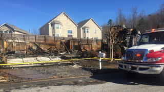 Fires destroy 5 homes, damage more than a dozen others in Paulding County