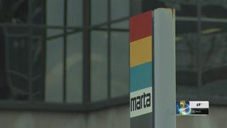Man says stranger with gun threatened him on MARTA train
