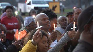 Community holds prayer vigil opposing new city proposal