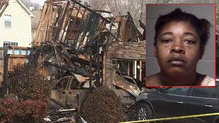 Officials: Woman started massive Paulding fire after losing home in divorce