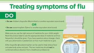 CHOA shares advice for treating symptoms of flu
