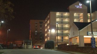 Georgia State University student stabbed during dorm fight