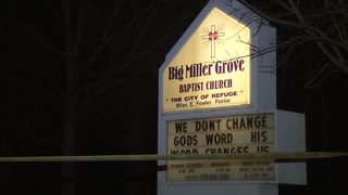 Teen shot, killed in church parking lot