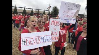 Gun control advocates take aim at the Georgia Capitol