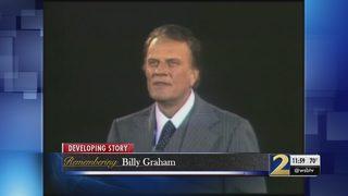 Nation remembers famed Christian evangelist Billy Graham