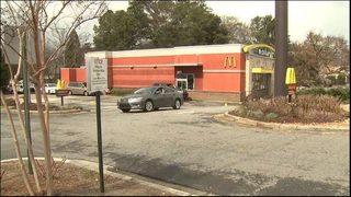 Man shot in McDonald