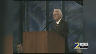 People around the world mourn the loss of Rev. Billy Graham