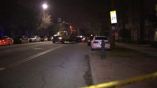 2 drivers shot in separate