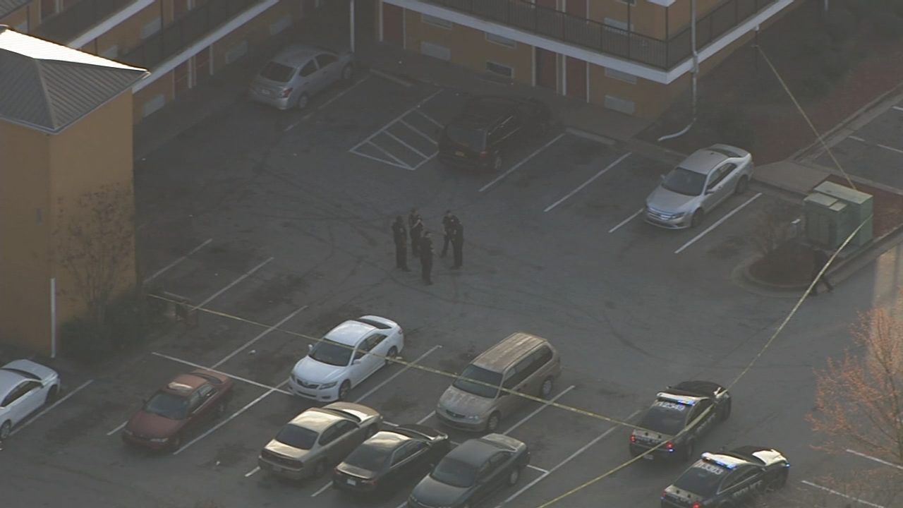 FATAL HOTEL SHOOTING: Police investigating dead shooting at