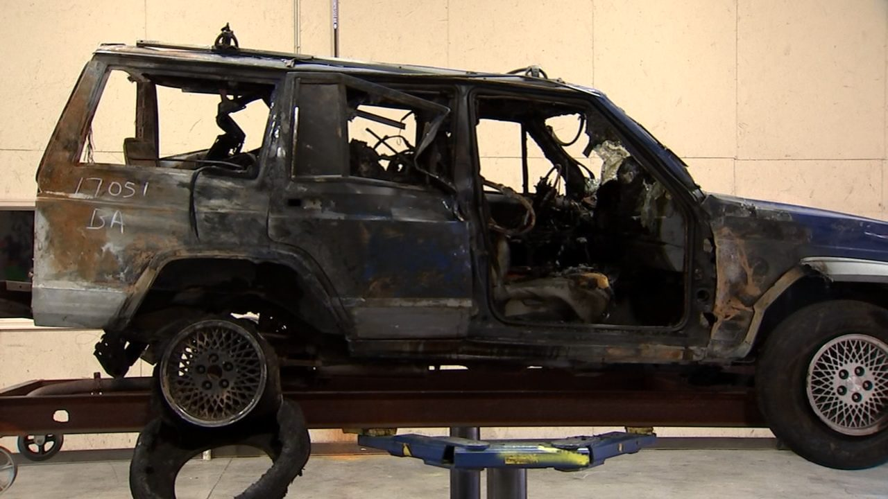 1.2 Million Jeep Cherokee Owners Never Notified About Potentially Deadly  Issue | WSB TV