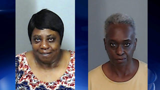 Mugshots released of Georgia nurses indicted on murder, neglect charges