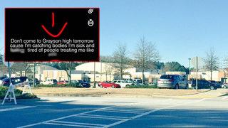 Gwinnett police investigating Snapchat school threat