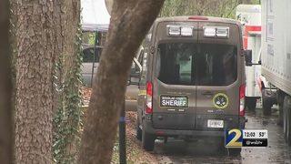 Police investigate suspicious death in Douglas County apartment complex