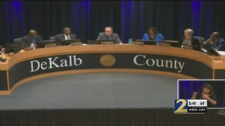 DeKalb County commissioners vote to get pay raise