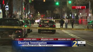 Police investigate shooting in Little Five Points