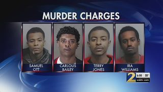 Suspect accused of killing restaurant manager accused in other violent crimes
