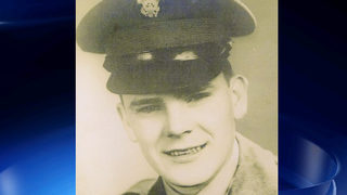 Family buries remains of missing war veteran nearly 70 years later