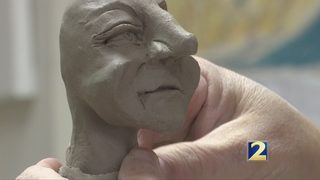 Sandy Springs artist turns age into beauty at American Craft Show