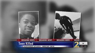 Teen shot and killed in Atlanta