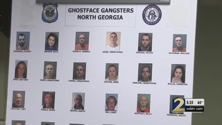 Police: Nearly 2 dozen gang members face federal charges for dealing drugs