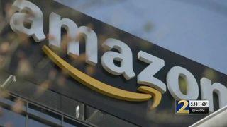 Amazon leaders will tour sites around metro Atlanta before end of March