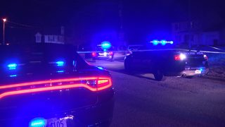 Teen girl shot in back during possible drive-by shooting, police say