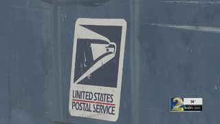 Dozens of tax returns missing after thieves break into post office mail collection box