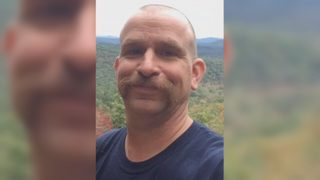 Volunteer firefighter killed when high winds topple tree on his truck