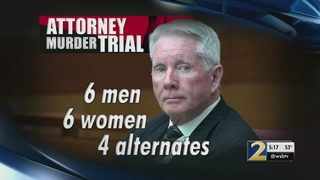 Jury is set for trial of Atlanta attorney who killed his wife