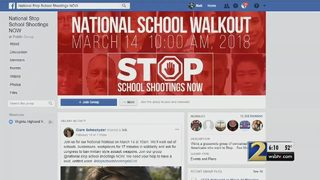 Local school systems prepare for National School Walkout protest