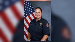 Community says goodbye to late veteran firefighter