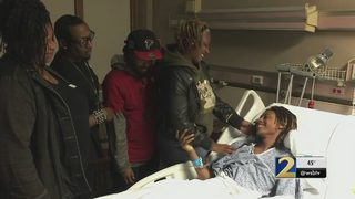 Teen describes moment he was shot during date from Plenty of Fish