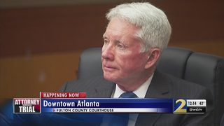 Tex McIver tears up in court during opening statements