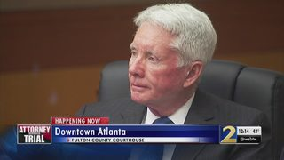 Witnesses give opening statements in murder trial of Buckhead attorney