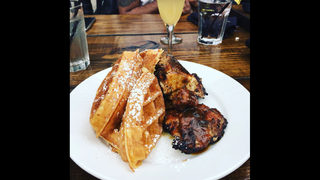 Get chicken and waffles with a twist at these metro Atlanta restaurants