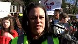 RAW VIDEO: APS superintendent says she's proud of students, schools for taking stand against gun violence