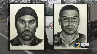 Sketch released of police impersonator wanted for assaulting women
