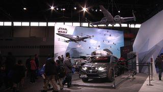 See Star Wars cars, 300k vehicles at Atlanta Auto Show