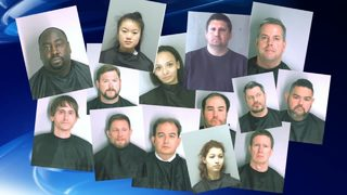 Lawyer: Escort bust could be in jeopardy after claims