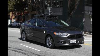 Uber self-driving vehicle hits, kills woman in Arizona