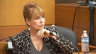Lone witness back on stand in Tex McIver murder trial