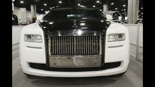PHOTOS: Atlanta Auto Show features exotic, Star Wars cars, new vehicles