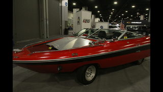 Photos Crazy Cars At The Atlanta Auto Show Wsb Tv
