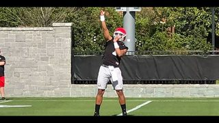 UGA already buzzing about new QB Justin Fields